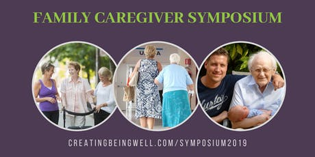 Family Caregiver Symposium 2019  tickets