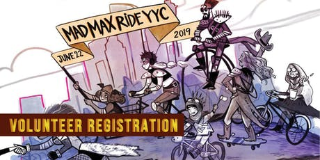 Volunteer With Mad Max Ride YYC tickets