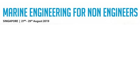 Marine Engineering for Non Engineers tickets