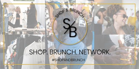 Shop  & Brunch tickets