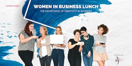 Women in Business Lunch tickets