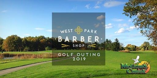 West Park Barber Shop Golf Outing (2019)