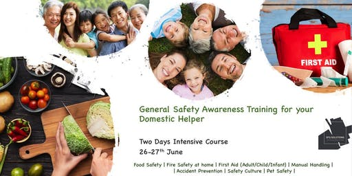 Safety Awareness Training for your Domestic Helper
