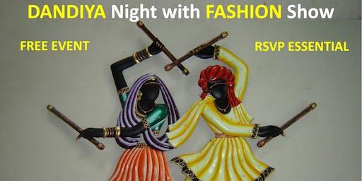 Dandiya Night with FASHION SHOW
