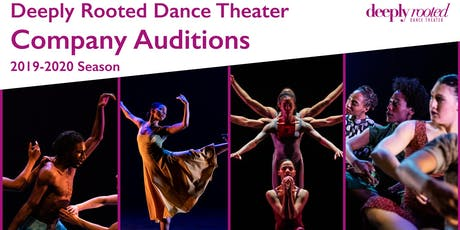 Company Auditions with Deeply Rooted Dance Theater tickets