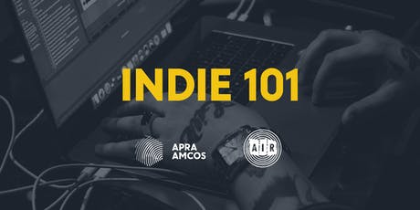 Indie 101 - SA tickets