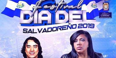 Festival dia del Salvadoreño 2019