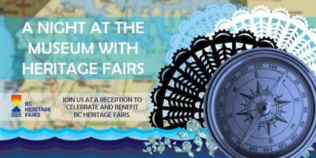 A Night At The Museum with Heritage Fairs tickets
