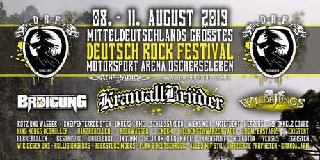Deutsch Rock Festival  Tickets