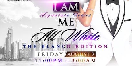 I AM ME SIGNATURE SERIES 3: BLANCO EDITION tickets
