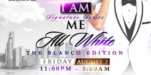 I AM ME SIGNATURE SERIES 3: BLANCO EDITION