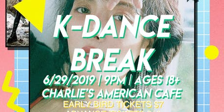K-DANCE BREAK 2 tickets