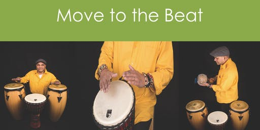 African & Latin Drumming Classes