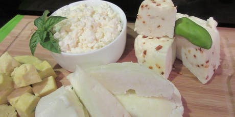 BEGINNING CHEESE MAKING - LEARN 3 CHEESES IN 2 HOURS tickets