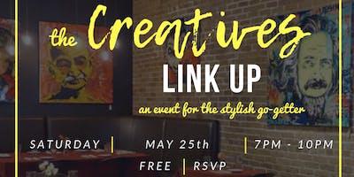 The Creatives Link Up! - May