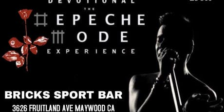 The DEPECHE MODE EXPERIENCE \\ Live on Stage - DEVOTIONAL!! tickets