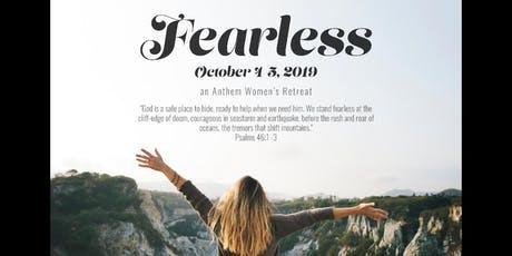 Anthem Women Fall Retreat tickets
