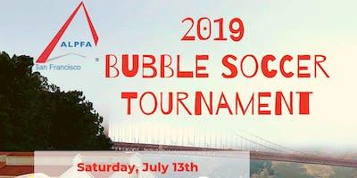 2019 ALPFA Bubble Soccer Tournament & Summer BBQ