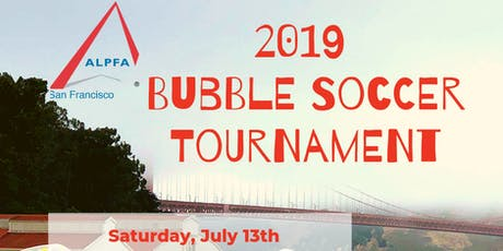 2019 ALPFA ERG Bubble Soccer Tournament & Summer BBQ tickets