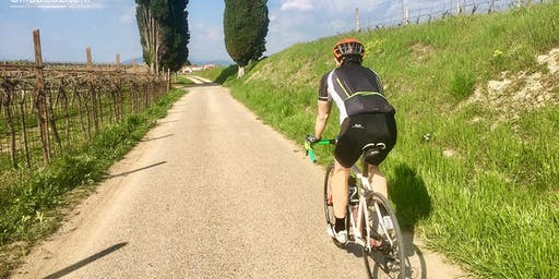 Road Bike Tour Borghetto e Colline Moreniche