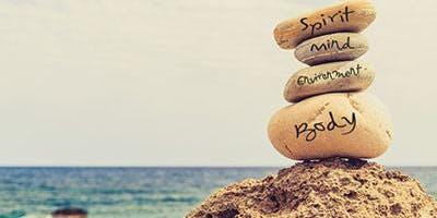 Holistic Health Club - body, mind, spirit, finances, and environment