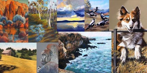 Ambience: Pastel Artists of South Australia