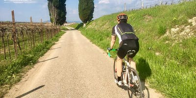 Borghetto & Morainic Hills with road bike