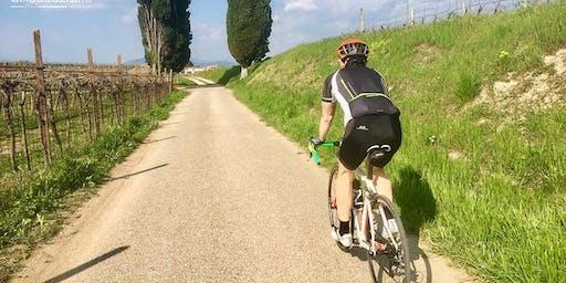 Borghetto & Morainic Hills with road bike