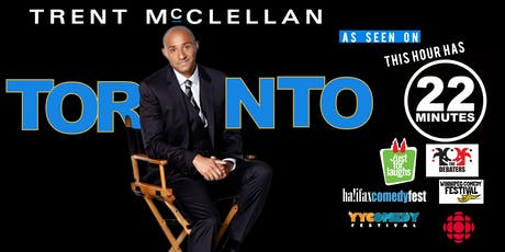 Trent McClellan coming to Toronto July 2019 tickets