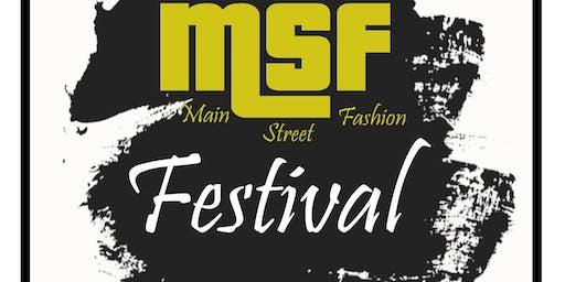 Main Street Fashion Festival