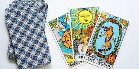 Beginners Tarot Card Course tickets