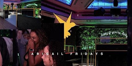 Abigail Nightclub (Friday's) tickets