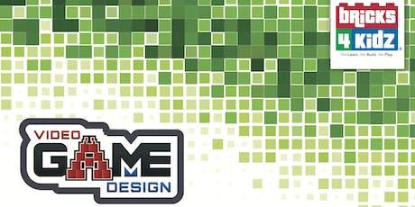 Video game design tickets