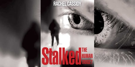 Open book: Stalked: The Human Target tickets