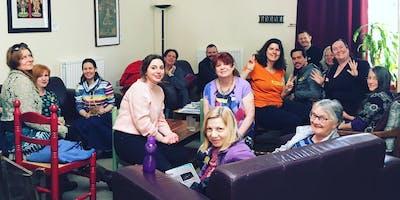 Happy Cafe Edinburgh - May Gathering