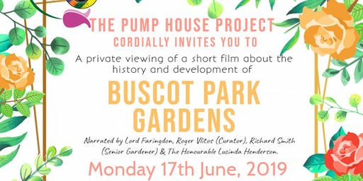 Buscot Park Gardens Film & Supper