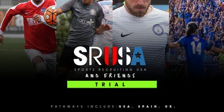 Men's Soccer Trial - (Doncaster, England) Sat 22nd June 2019 tickets