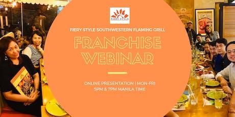 Fiery Style Franchise - Online Presentation tickets