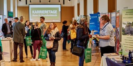 Karrieretage für Gesundheitsberufe 2020 - Die Messe für Beruf, Aus- und Weiterbildung im Gesundheitsbereich Tickets