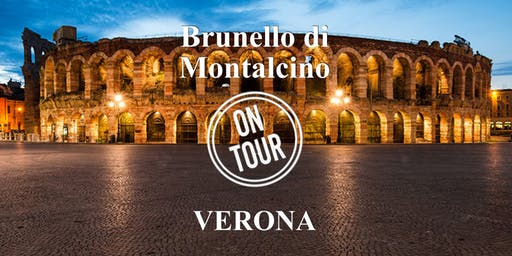 BRUNELLO ON TOUR - VERONA