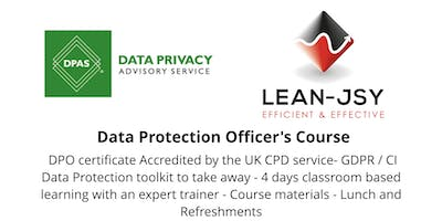 Data Protection Officer Course - UK CPD Certified