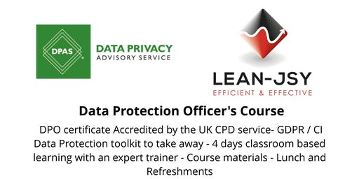 Data Protection Officer Course - UK CPD Certified - Register an interest