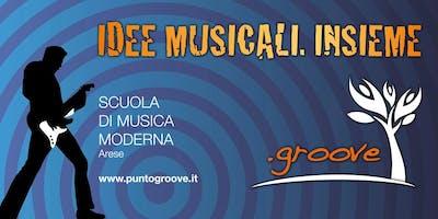 Concerto degli allievi Punto Groove
