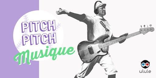 Pitch Pitch musique - Nantes