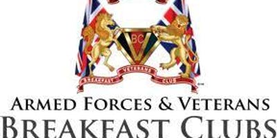 Armed Forces Veterans Big Breakfast