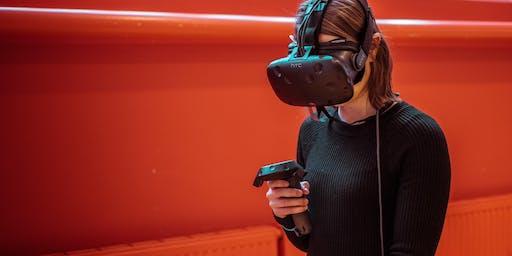 VR Gamemiddag: Zondag 16 juni 2019