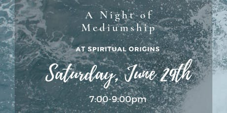 Spirit-Heart Connections: A Night of Mediumship tickets