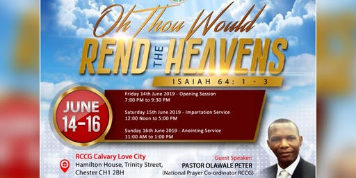 RCCG CLC Prayer Conference