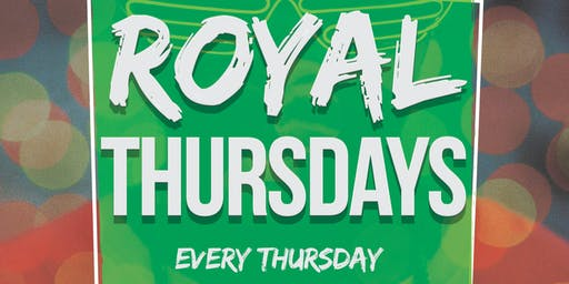 Royal Thursdays