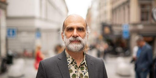 Securing a World of Physically Capable  Computers with Bruce Schneier